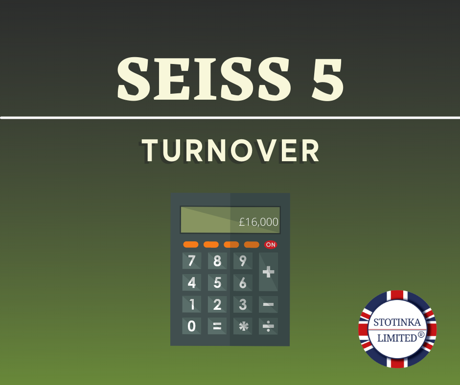 SEISS 5 Turnover